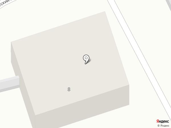 Бремен на карте Смоленска