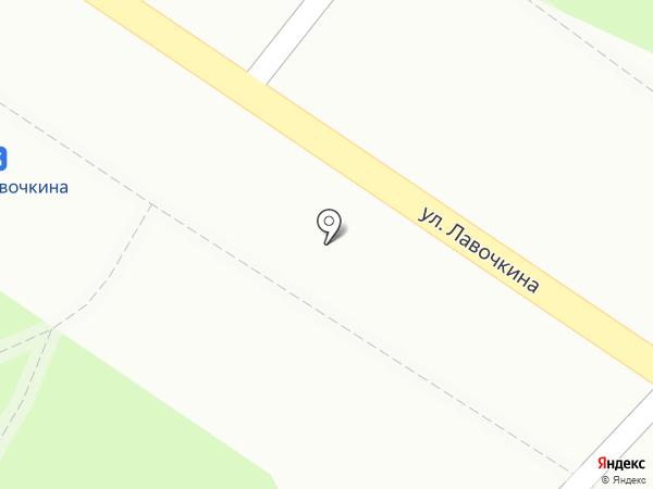 Korka на карте Смоленска