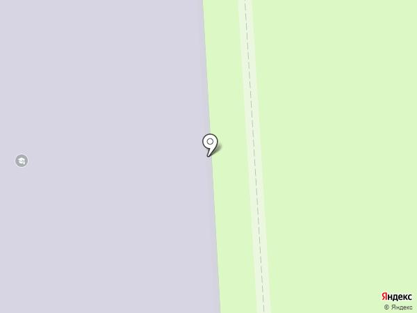 Точка опоры на карте Смоленска
