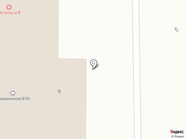 Управление Федеральной службы государственной регистрации, кадастра и картографии Смоленской области на карте Смоленска