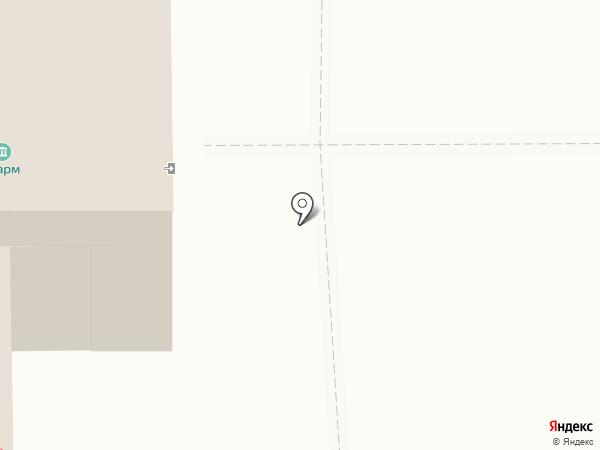 Шарм на карте Смоленска