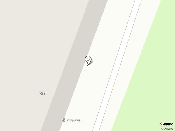 ДЮСШ №3 на карте Смоленска