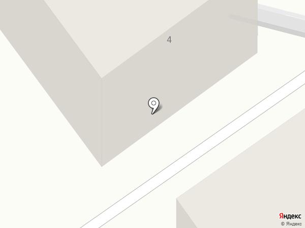 Дельта системы безопасности на карте Смоленска