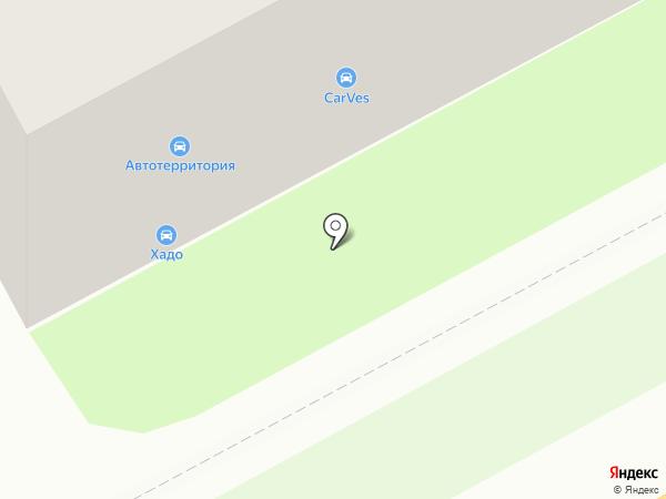 МедиАнд на карте Смоленска