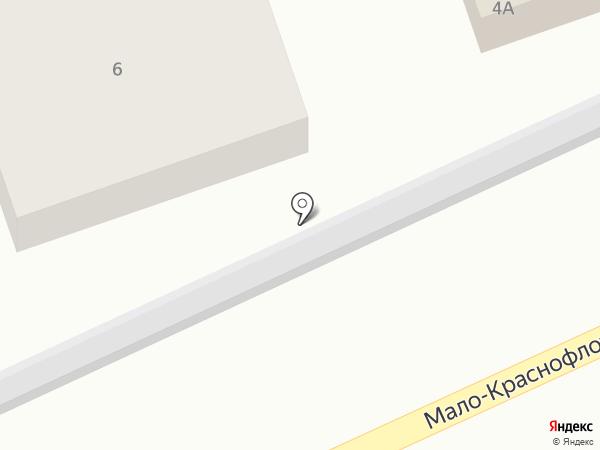 Почтовое отделение №15 на карте Смоленска