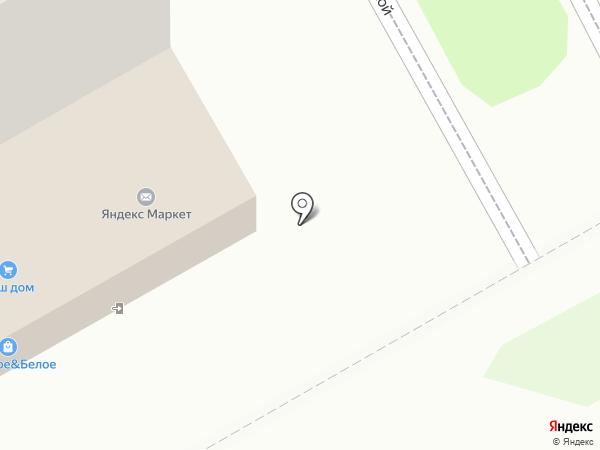 Элком на карте Смоленска