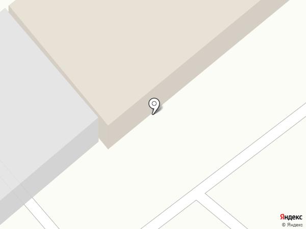 Газтеплосервис на карте Смоленска