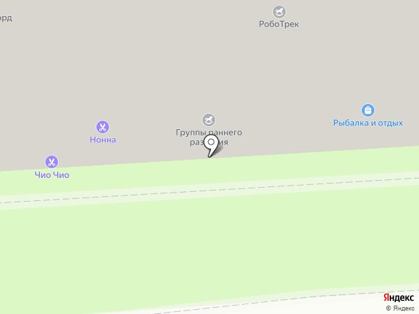 Левша на карте Смоленска