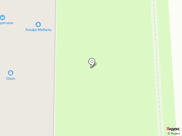 CarMaster на карте Смоленска