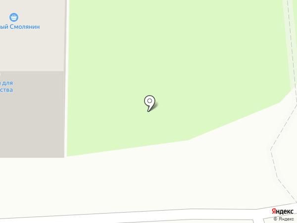 BelBeer на карте Смоленска