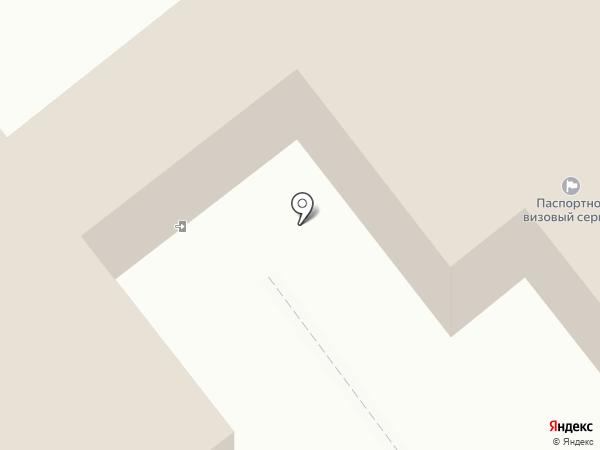ОКРУЖНАЯ ВОЕННО-ВРАЧЕБНАЯ КОМИССИЯ УВД на карте Смоленска