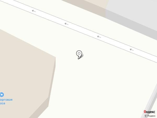 ЛЕСОТОРГОВАЯ БАЗА на карте Смоленска