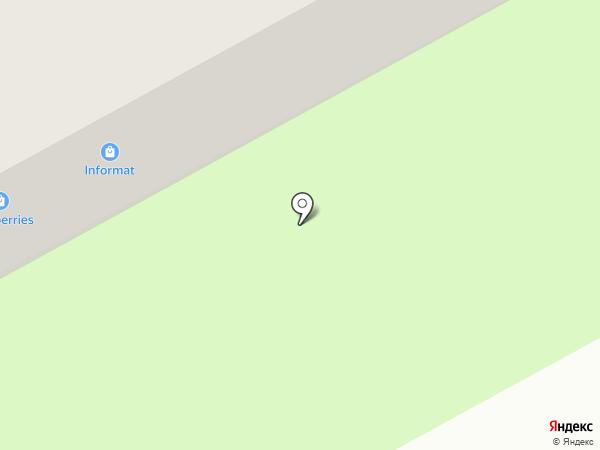 Будь здоров на карте Смоленска