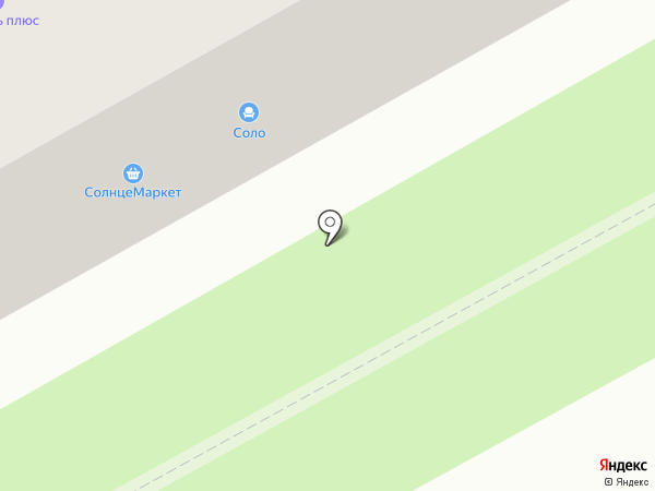 Изюминка на карте Смоленска