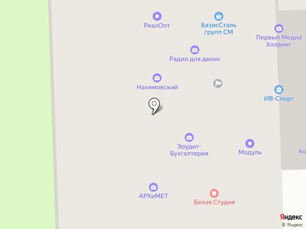 Ваня Смоленск, FM 106.0 на карте Смоленска