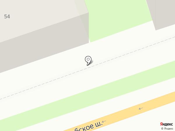 Татьяна на карте Смоленска