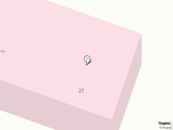 Областной наркологический диспансер на карте Смоленска