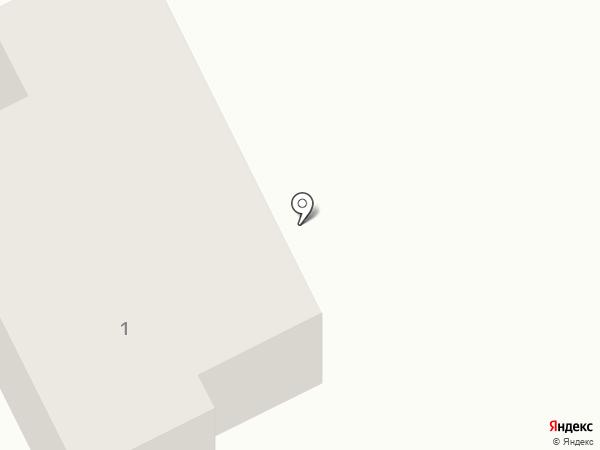 ГенСтрой на карте Смоленска