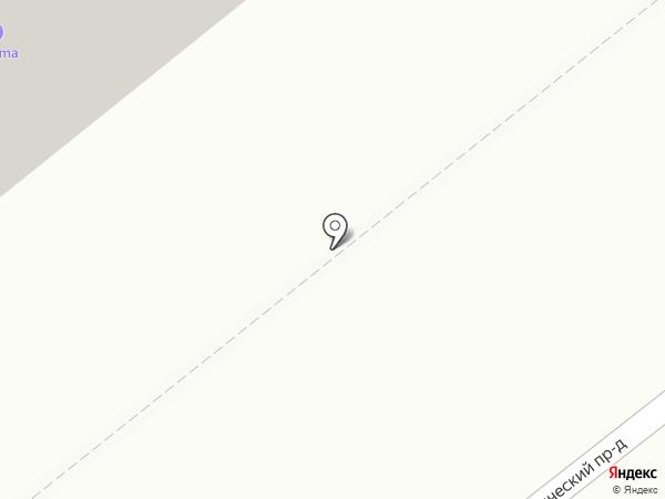 2х2 на карте Смоленска
