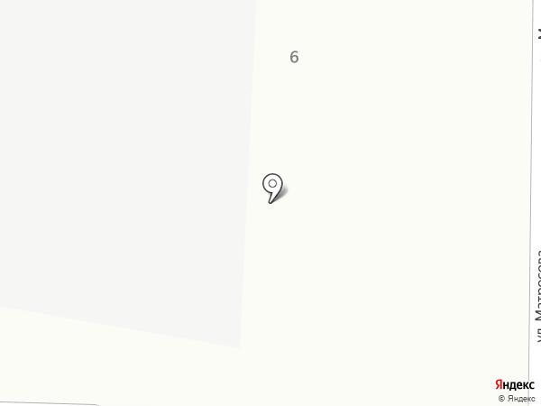 Служба междугородных автогрузоперевозок на карте Смоленска