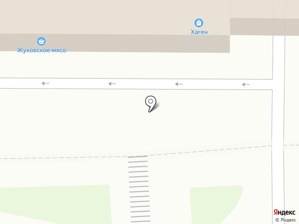 Фортуна на карте Смоленска