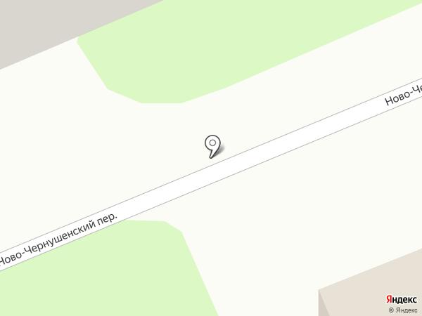 Табачная & Пивная лавка на карте Смоленска