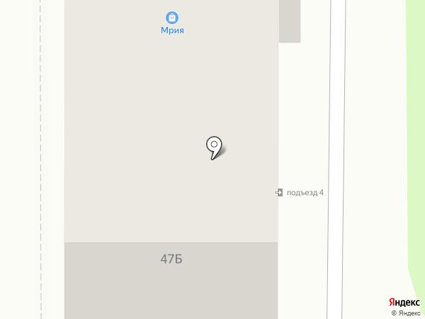 ЛеЖен на карте Смоленска