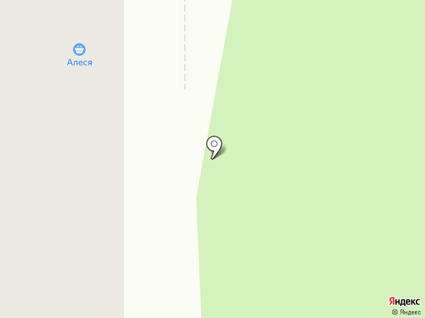 Алеся на карте Смоленска