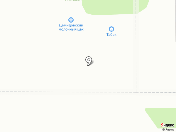 Тёмное светлое на карте Смоленска