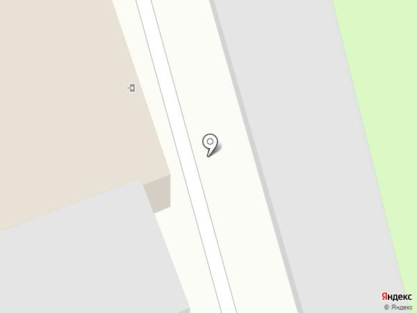 Вип-Мебель на карте Смоленска
