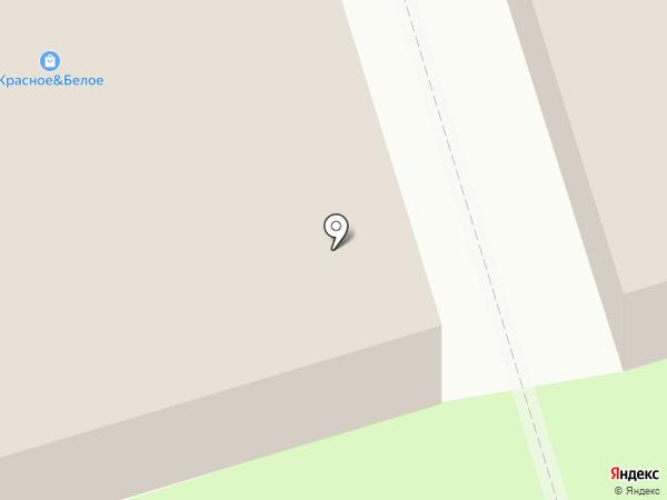 Яблочная барахолка на карте Смоленска