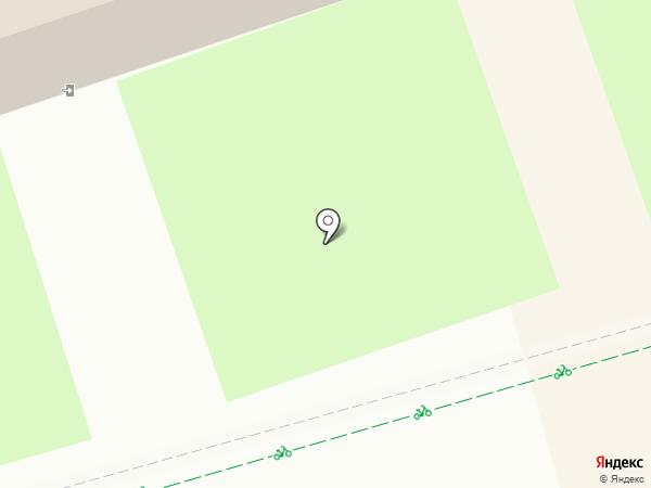 Смоленский гарнизонный военный суд на карте Смоленска