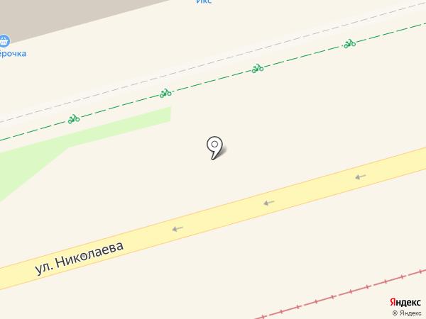 Burger Club на карте Смоленска