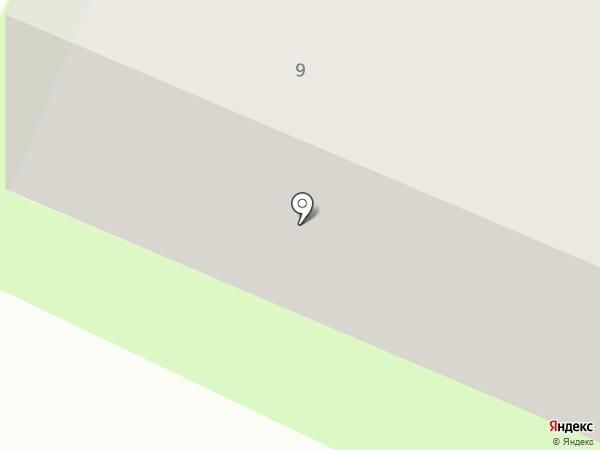 Резервклаб на карте Смоленска