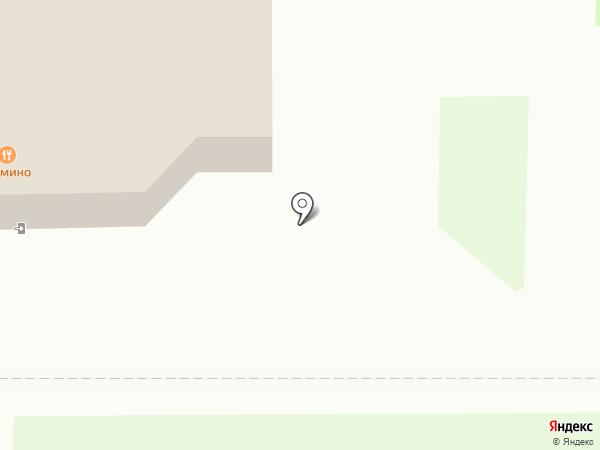 Килька на карте Смоленска