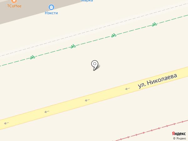 DNS на карте Смоленска