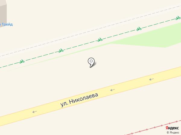 Ко4ка на карте Смоленска