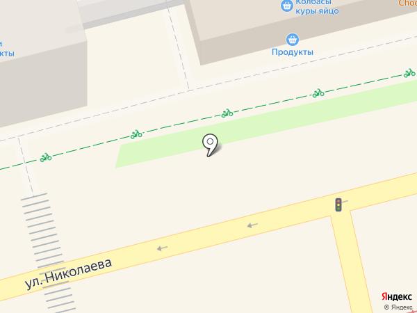 Tabakof на карте Смоленска