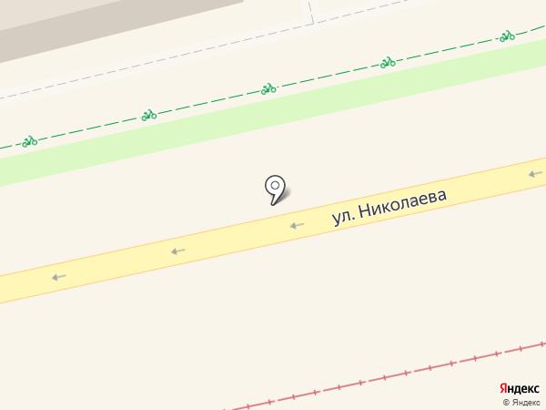 Вершина на карте Смоленска