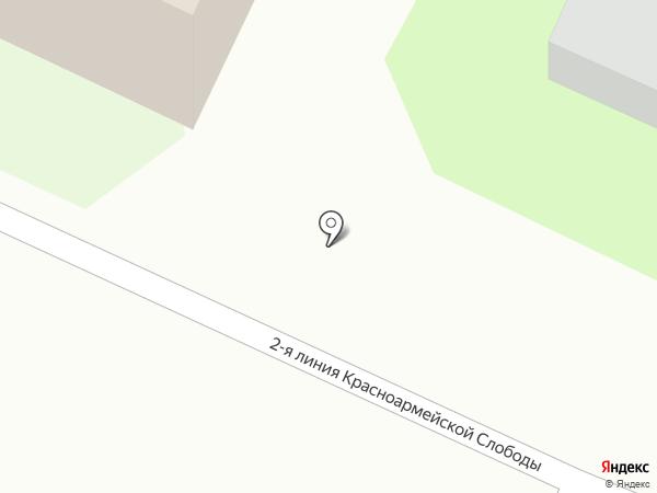 Quart на карте Смоленска