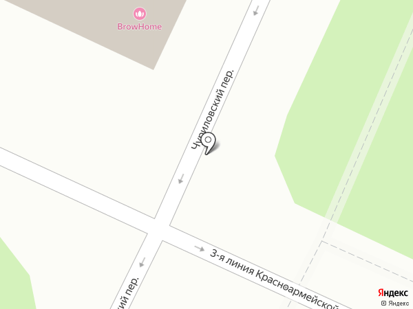Спутник выпускника на карте Смоленска