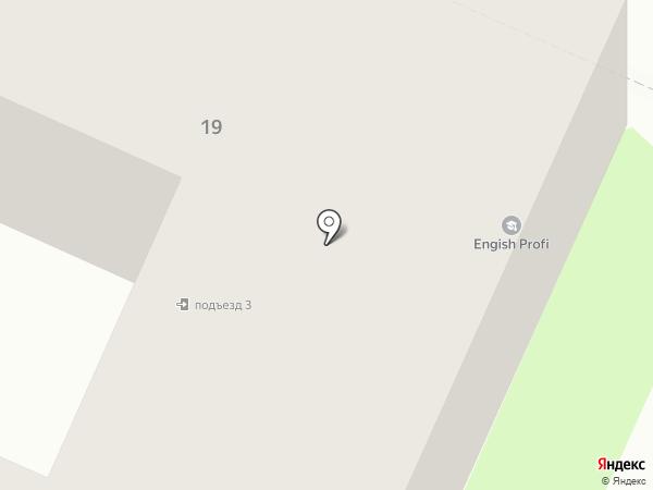 Счастье на карте Смоленска