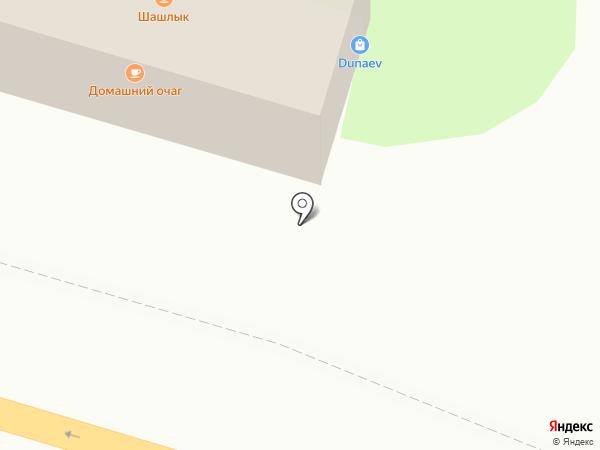 Домашний очаг на карте Смоленска