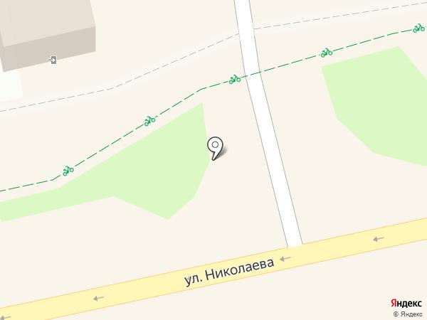 Евросеть на карте Смоленска