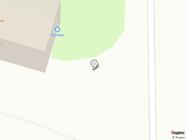 DUNAEV на карте Смоленска