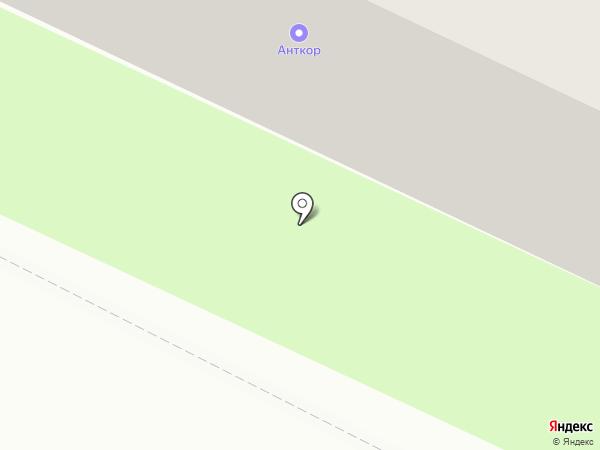 Blick на карте Смоленска