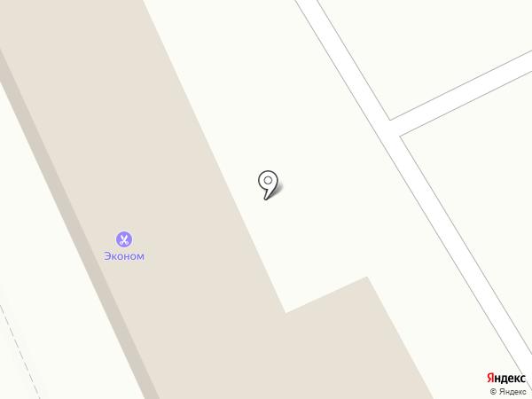 Двери на карте Смоленска
