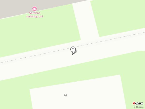 Моя сумочка на карте Смоленска