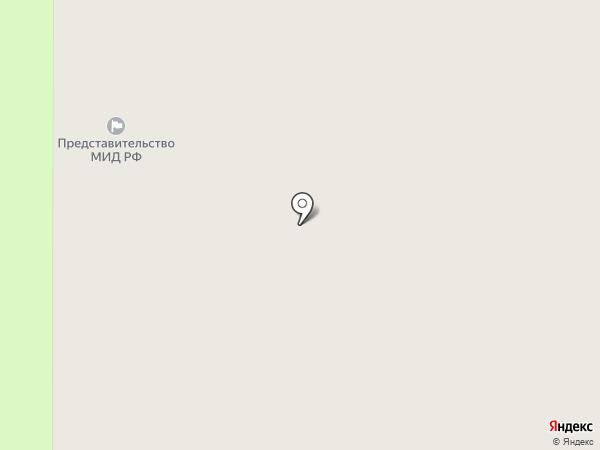 Министерство иностранных дел РФ на карте Смоленска