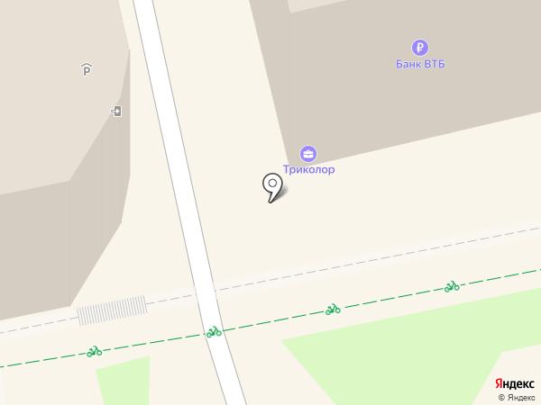 Центрум-Авто на карте Смоленска